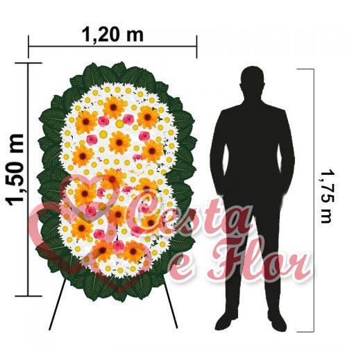 Coroa de Flores Grande 1