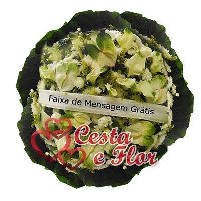 Coroa de Flores Bela Vista