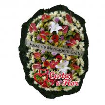 Coroa de Flores Cantareira