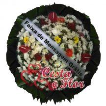 Coroa de Flores Carminha