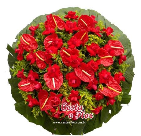 Coroa de Flores Colina