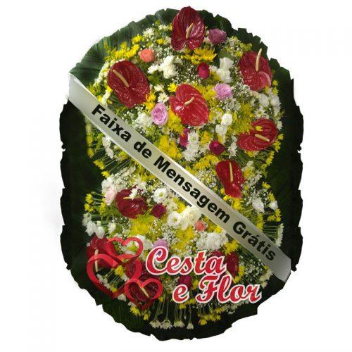 Coroa de Flores Einstein