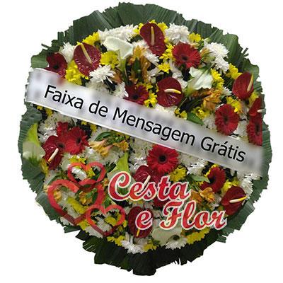 Coroa de Flores Euclides