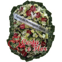 Coroa de Flores Home