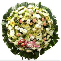 Coroa de Flores Horto