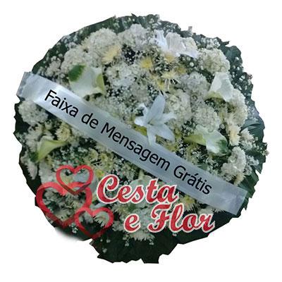 Coroa de Flores Lágrimas