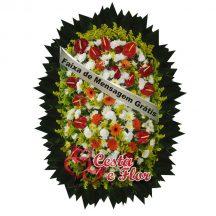 Coroa de Flores Memorial