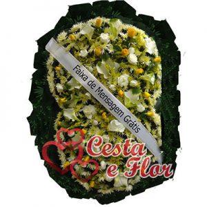 Coroa de Flores Cemitério Morumbi - São Paulo