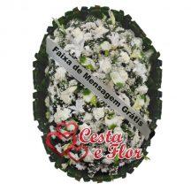 Coroa de Flores Paz