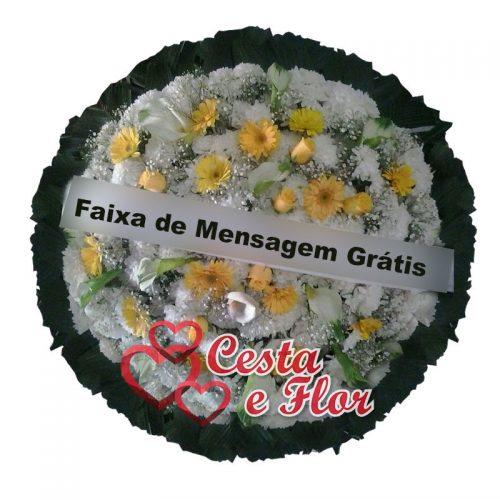 Coroa de Flores Santa Lídia