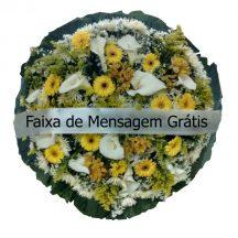 Coroa de Flores Baeta