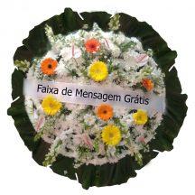 Coroa de Flores Carmo