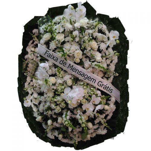 Coroa de Flores Redentor