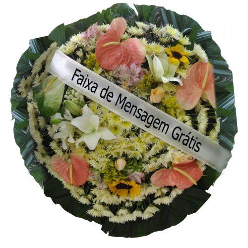 Coroa de Flores SP