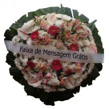 Coroa de Flores Saudade