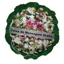Coroa de Flores Cerejeiras