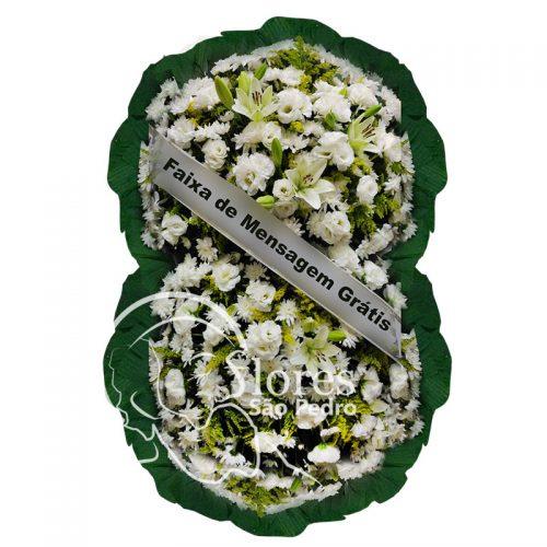 Coroa de Flores Carmosina