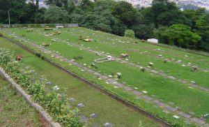 Cemitério Horto Florestal