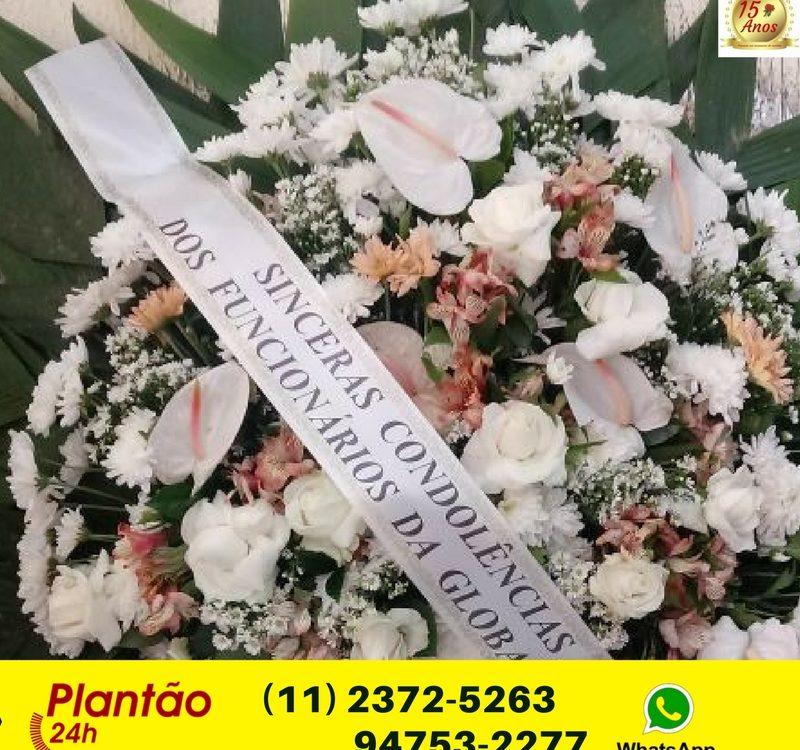 Flores para Velório Clarinha
