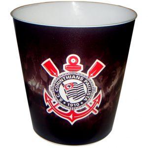 Balde de Pipocas Oficial Corinthians