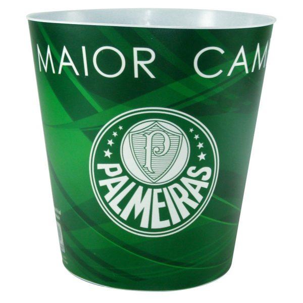 Balde de Pipocas Oficial Palmeiras