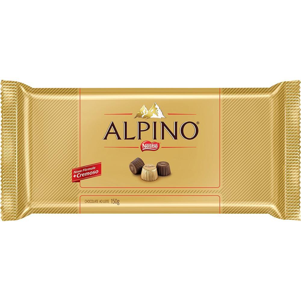 Barra de Chocolate Alpino