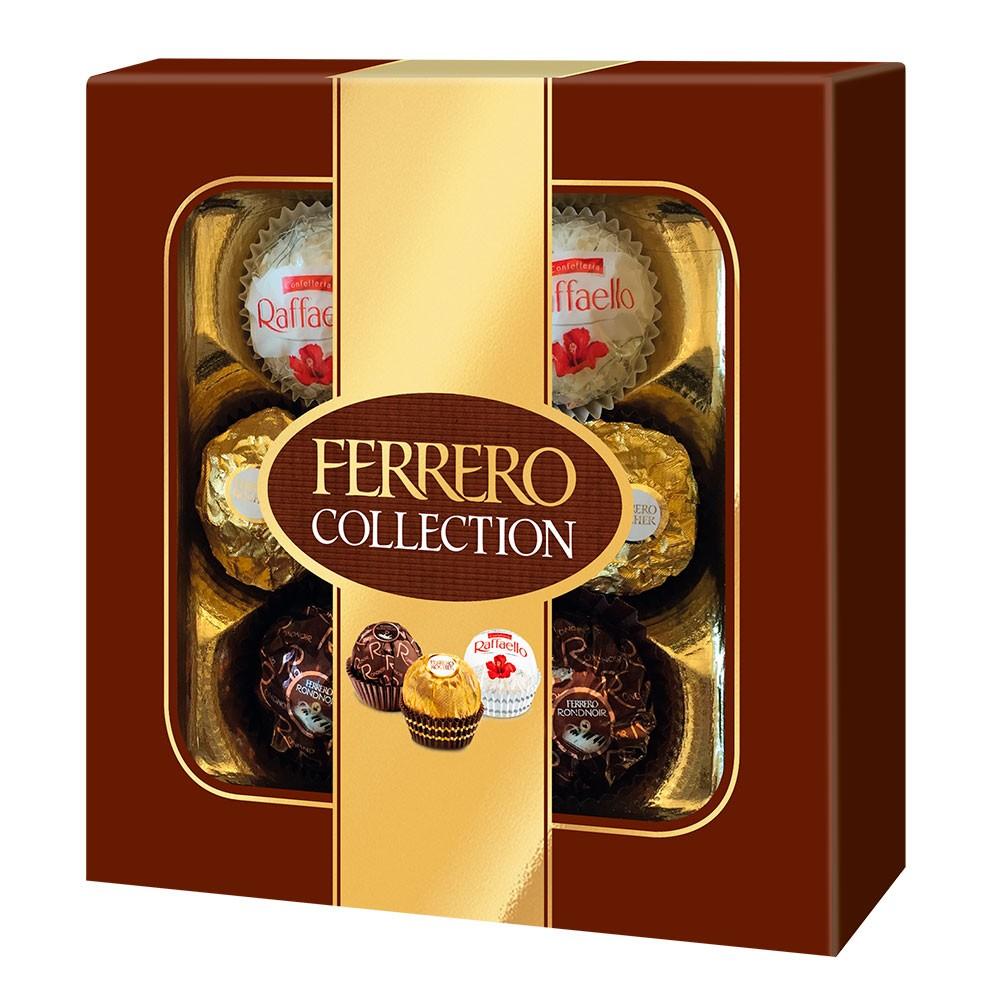 Caixa de Bombons Ferrero Rocher