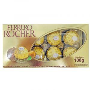 Caixa de Bombons Ferrero Rocher 2