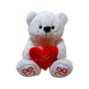 Ursinho de Pelúcia Amor I Love You