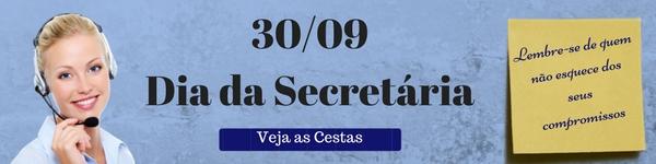 Presente dia da secretária
