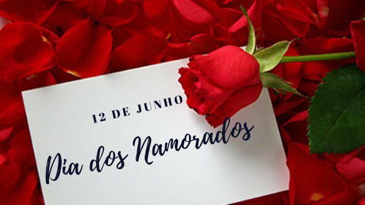 Dia dos Namorados Cesta e Flor