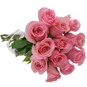 Buque de Rosas Cor de Rosa