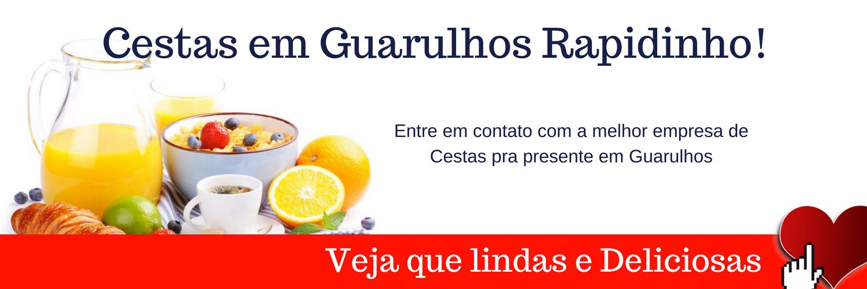 Cesta de Café da Manhã em Guarulhos