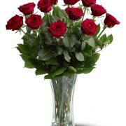 Rosas Colombianas no Vaso (10)